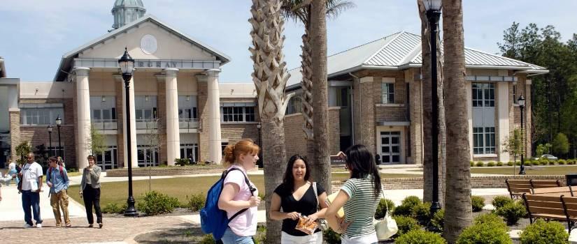 USC Beaufort campus